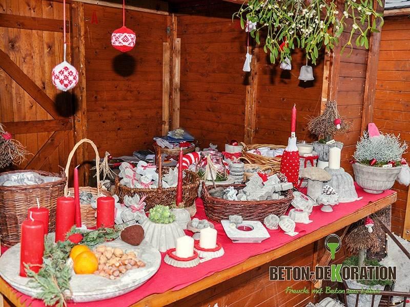 Weihnachtsmarkt Seelow 2013